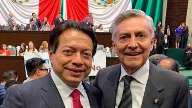 Photo of Con Mario Delgado Morena será motor de la 4T: Cristóbal Arias