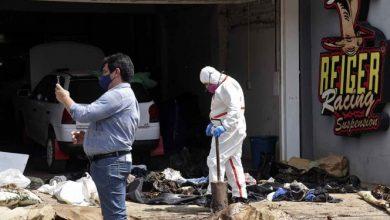 Photo of Hallan siete cadáveres en contenedor de Paraguay; llegó desde Serbia