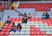 Photo of Así fue el regreso de la afición a los estadios de la Liga MX
