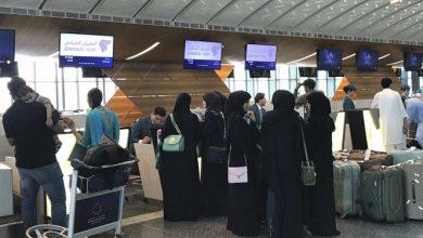 Photo of Botan a recién nacido en aeropuerto y desnudan a pasajeras