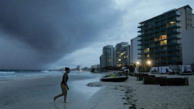 Photo of Se intensifica 'Zeta' a huracán rumbo a México y EU