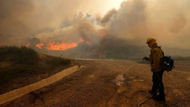 Photo of Estalla incendio en California y desalojan a 60 mil personas