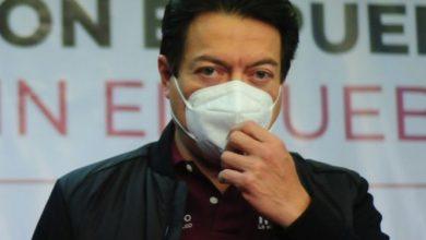 Photo of Mario Delgado da positivo a Covid-19; tiene síntomas leves