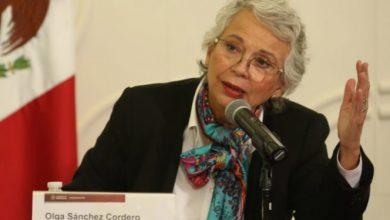 Photo of Sánchez Cordero rechaza que 2020 sea el año con más feminicidios