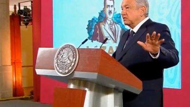 Photo of 'Me hago una prueba de Covid-19 por semana': López Obrador