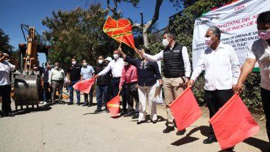 Photo of Construye Gobierno de Oaxaca mejores condiciones sanitarias en Santa María del Tule