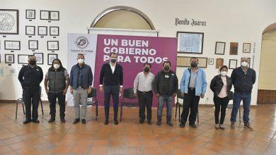 Photo of Reitera Oswaldo García a comerciantes del Mercado de Abasto importancia de coadyuvar en contención de la pandemia