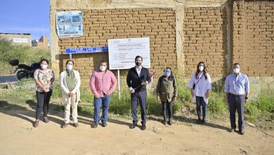 Photo of Reafirma Oswaldo García compromiso con habitantes de Viguera; entrega obra pública