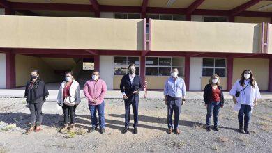 Photo of Inaugura Oswaldo García construcción de 12 aulas escolares en Viguera