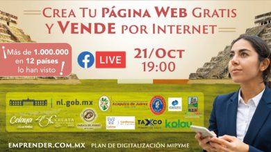 Photo of Invita Ayuntamiento de Oaxaca a comercios a crear páginas web de forma gratuita