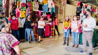 Photo of Invita Ayuntamiento de Oaxaca a aprovechar programa de regularización en mercados