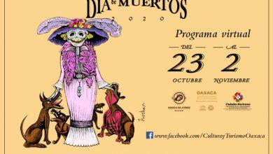 Photo of Celebra desde casa la temporada de Día de Muertos con programa virtual del Ayuntamiento
