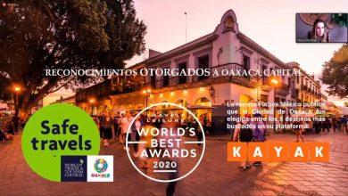 Photo of Oaxaca de Juárez se consolida como el mejor destino turístico de México