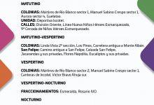Photo of CONSULTA EL SUMINISTRO DE AGUA POTABLE PARA ESTE SÁBADO 24 DE OCTUBRE DE 2020
