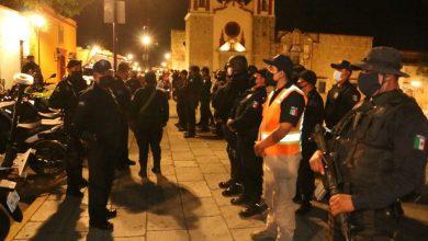 """Photo of Inspecciona Ayuntamiento de Oaxaca 37 comercios en segundo día del """"Operativo Vigilante COVID-19"""""""