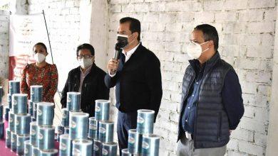 Photo of En Santa Rosa, refrenda Oswaldo García apoyo a la niñez ante crisis sanitaria