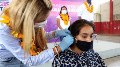 Photo of Seguimos trabajando por la salud de las familias oaxaqueñas: IMM
