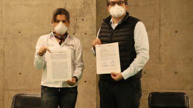 Photo of Signan SSO e Incude Oaxaca convenio de colaboración para promover actividad física en la población