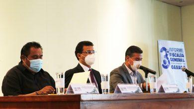 Photo of Entrega Fiscal General Tercer Informe de Resultados a Mesa Directiva del Congreso del Estado
