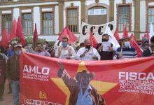 Photo of FPR PROTESTA FRENTE A LA FISCALÍA DEL ESTADO