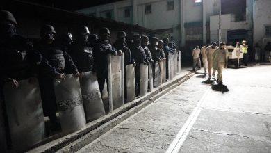 Photo of Trasladan a población penitenciaria de Santa María Ixcotel a Tanivet: SSPO