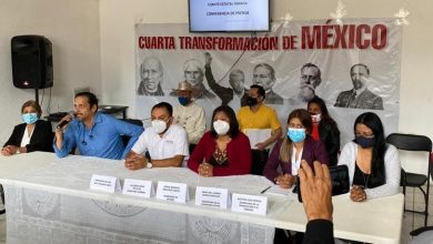 Photo of ANTE DIVISIÓN INTERNA DEL PARTIDO, EL COMITÉ ESTATAL DE MORENA DA A CONOCER SU POSTURA
