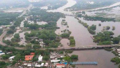 Photo of Van 16.7 millones de metros cúbicos de agua desalojada en Tabasco