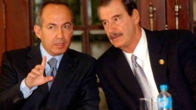 Photo of Organicémonos por el bien del país: Fox y Calderón