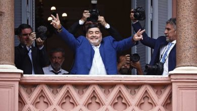 Photo of Tres días de luto en Argentina por Maradona