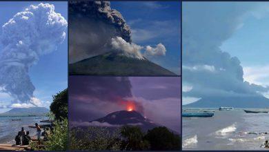 Photo of Erupción volcánica en Indonesia provoca evacuación masiva
