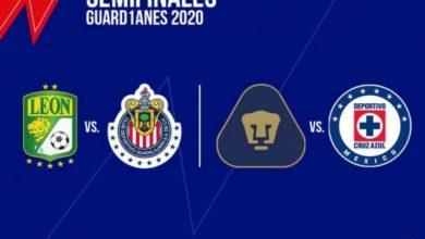 Photo of Checa las fechas y horarios de las semifinales del Guard1anes 2020
