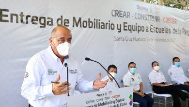 Photo of Entrega IEEPO mobiliario y equipo a 51 escuelas de la Costa