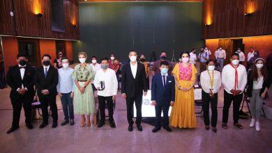 Photo of Reconoce Alejandro Murat compromiso social de sus jóvenes con Oaxaca