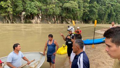 Photo of Continúa la búsqueda de persona desaparecida en río de la Cuenca