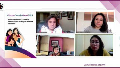 Photo of IEEPCO y ONU Mujeres concluyen proceso formativo en Oaxaca