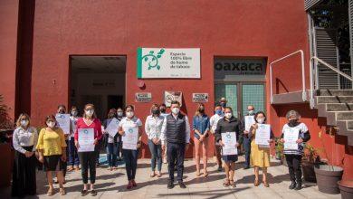 """Photo of Entrega Sectur Oaxaca Sellos de Calidad """"Punto Limpio"""" a empresas turísticas"""