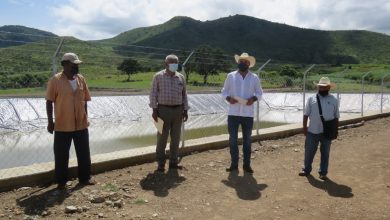 Photo of Impulsa Sedapa obras para captación de agua en Oaxaca