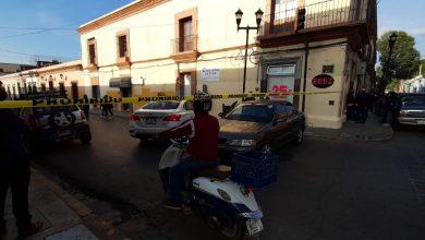 Photo of Continúan protestas por parte de trabajadores de los Servicios de Salud de Oaxaca