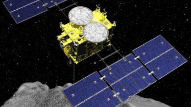 Photo of Sonda espacial aterriza con polvo de lejano asteroide