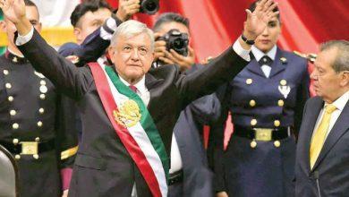 Photo of Andrés Manuel López Obrador, primer tercio en la Presidencia