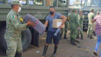 Photo of Sedena llevó 515 toneladas de ayuda a Tabasco en noviembre