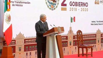 Photo of Anuncia López Obrador ahorro de 2 billones 300 mmdp en el gobierno