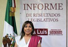 Photo of Igualdad, justicia e inclusión; ejes fundamentales del 2do informe de Hilda Luis