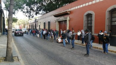 Photo of 'Queremos paz y justicia en San Baltazar Loxicha': protestan habitantes frente a Casa Oficial de Gobierno